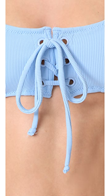Solid & Striped x STAUD Isabella Bikini Top