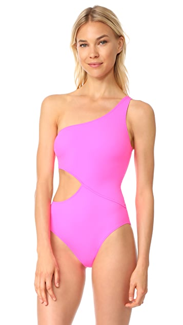 Solid & Striped The Claudia One Piece Swimsuit