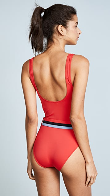 Solid & Striped The Joan One Piece Swimsuit