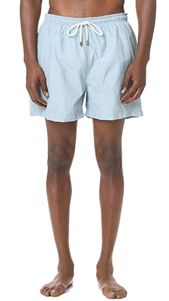 Solid & Striped The Classic Trunks