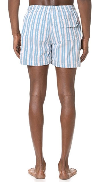 Solid & Striped The Classic Stripe Trunks
