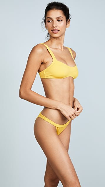 Solid & Striped The Molly Bikini Top