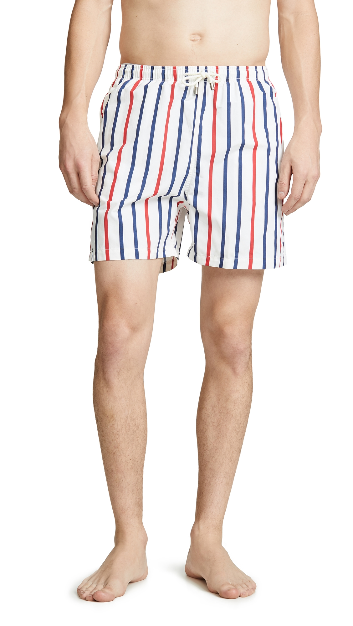 Solid & Striped Pants THE CLASSIC VENICE STRIPE SWIM TRUNKS