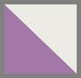 фиолетовый/цвет слоновой кости