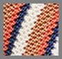 Связанная крючком ткань