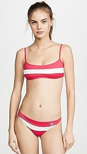 Solid & Striped Лиф бикини Brooke
