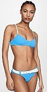 Solid & Striped The Rachel Bikini Top