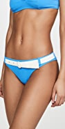Solid & Striped The Rachel Belt Bikini Bottoms
