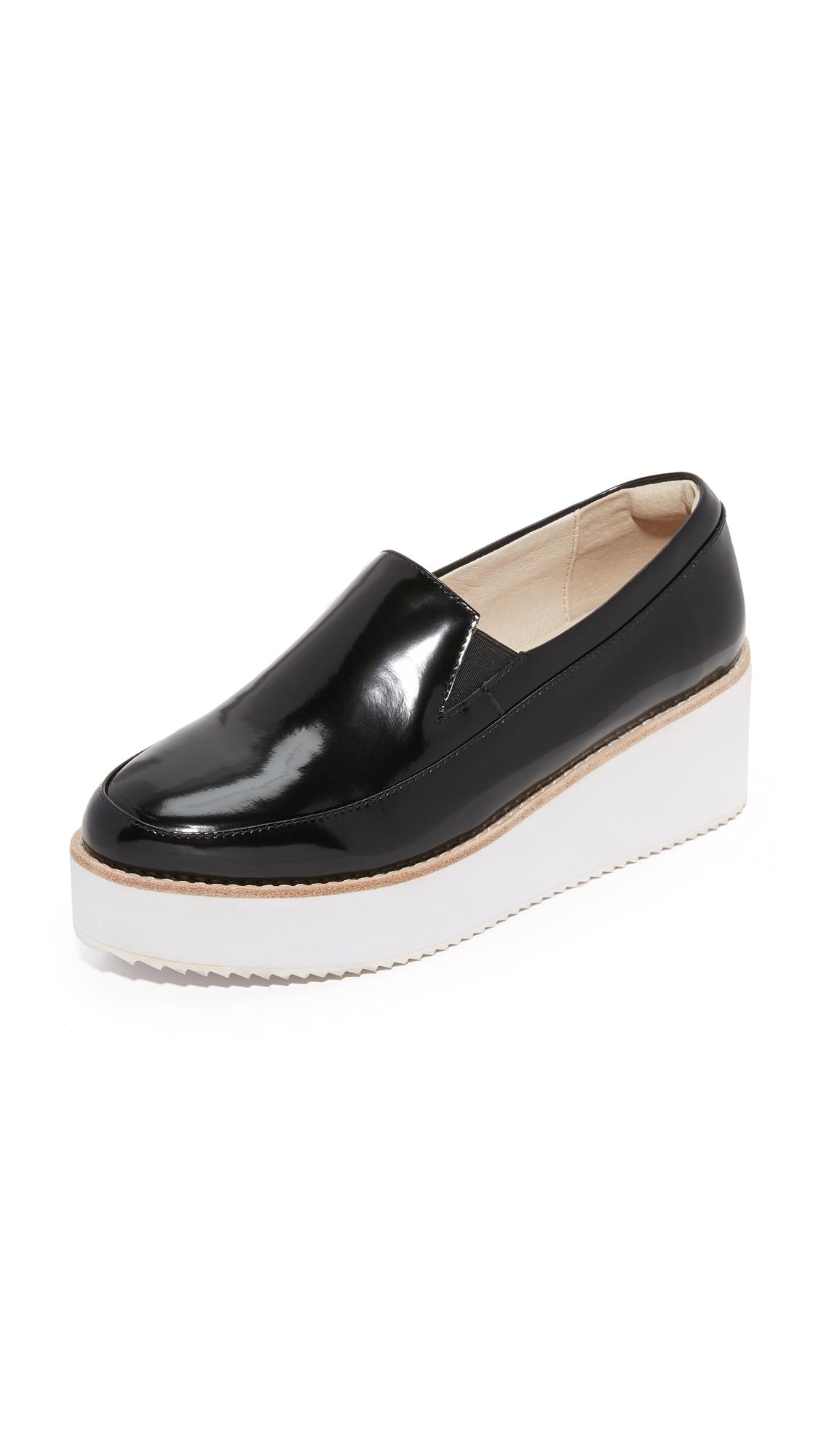 sol sana female sol sana tabbie loafers black