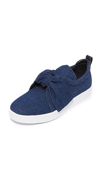 Sol Sana Mike Slip On Sneakers - Dark Denim
