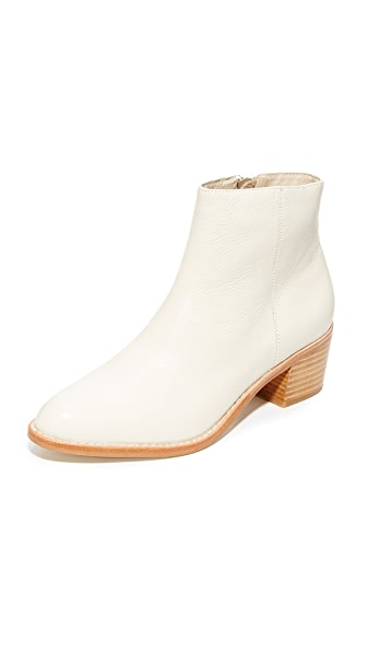 Sol Sana Jennie Booties - White