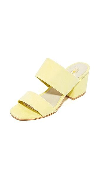 Sol Sana Tina Mule Sandals - Butter