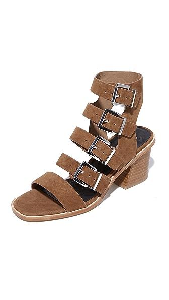 Sol Sana Jazz Heel Sandals