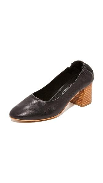 Sol Sana Kenzi Ballet Heels - Black