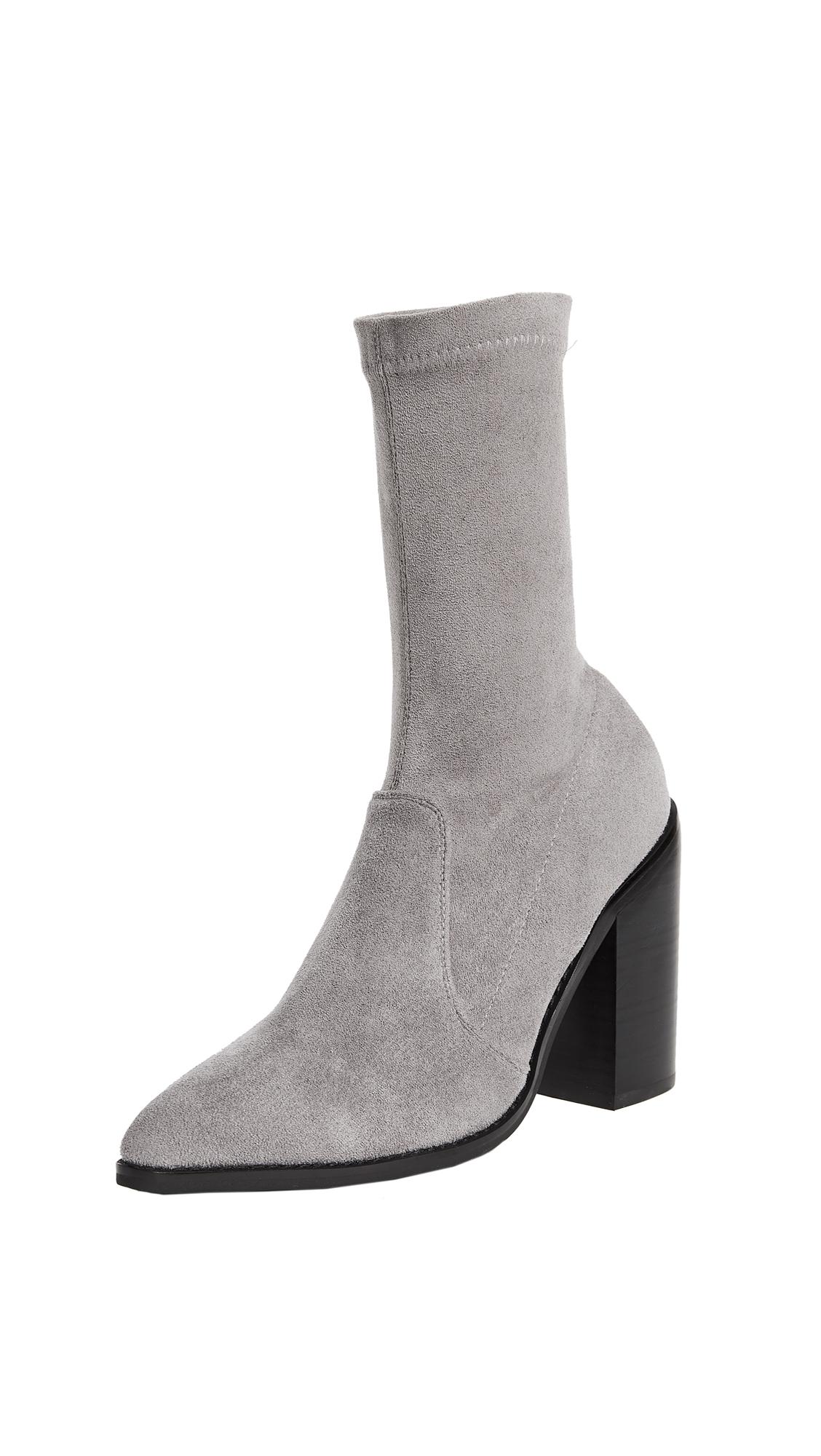 Sol Sana Alexandria Boots - Grey