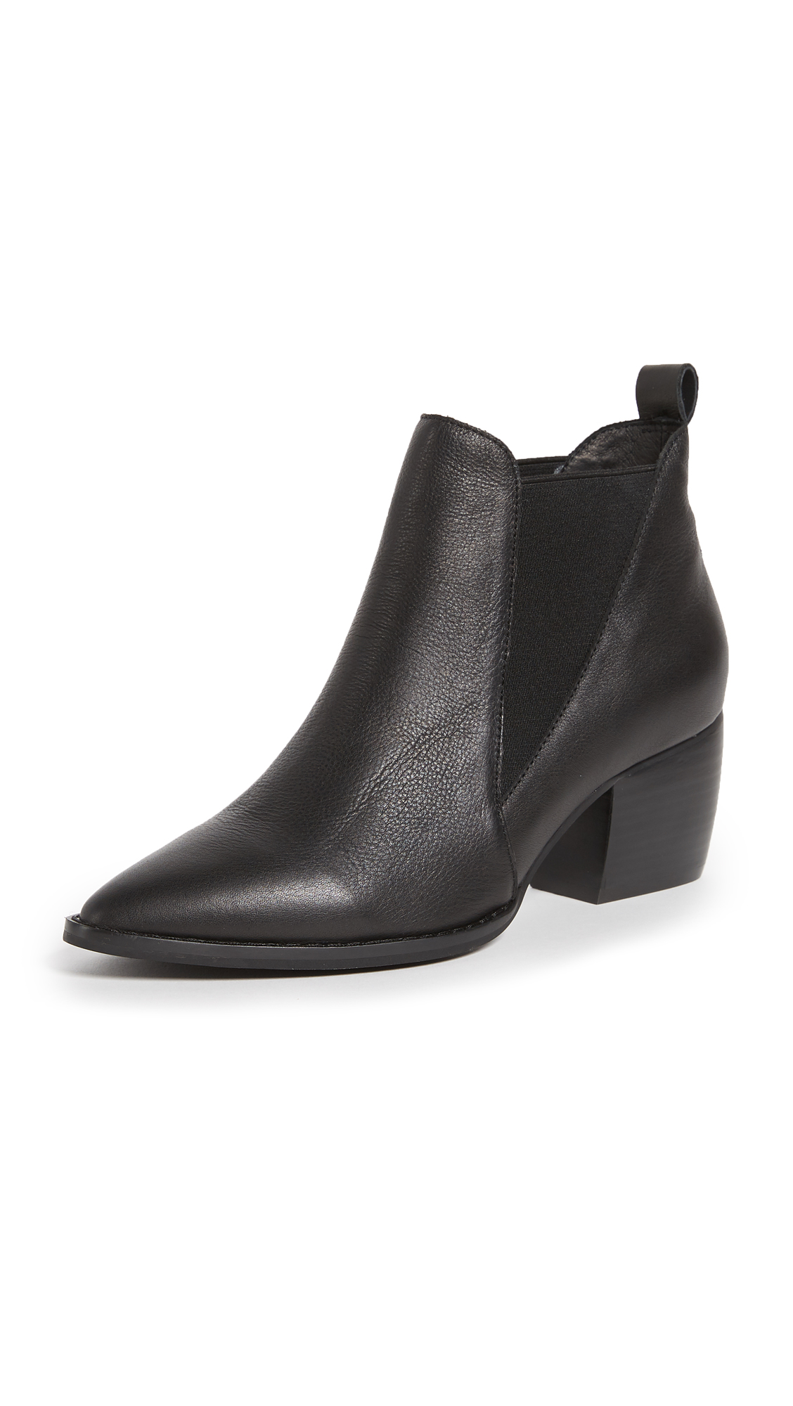 Sol Sana Bruno Booties - Black