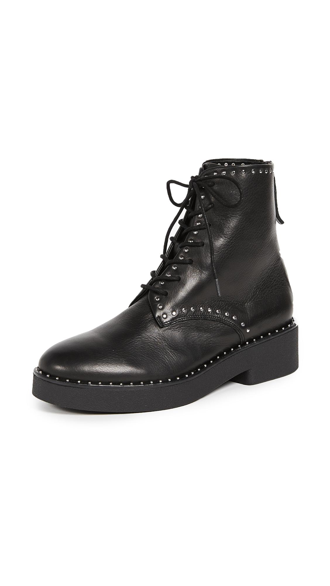 Sol Sana Meret Studded Boots - Black