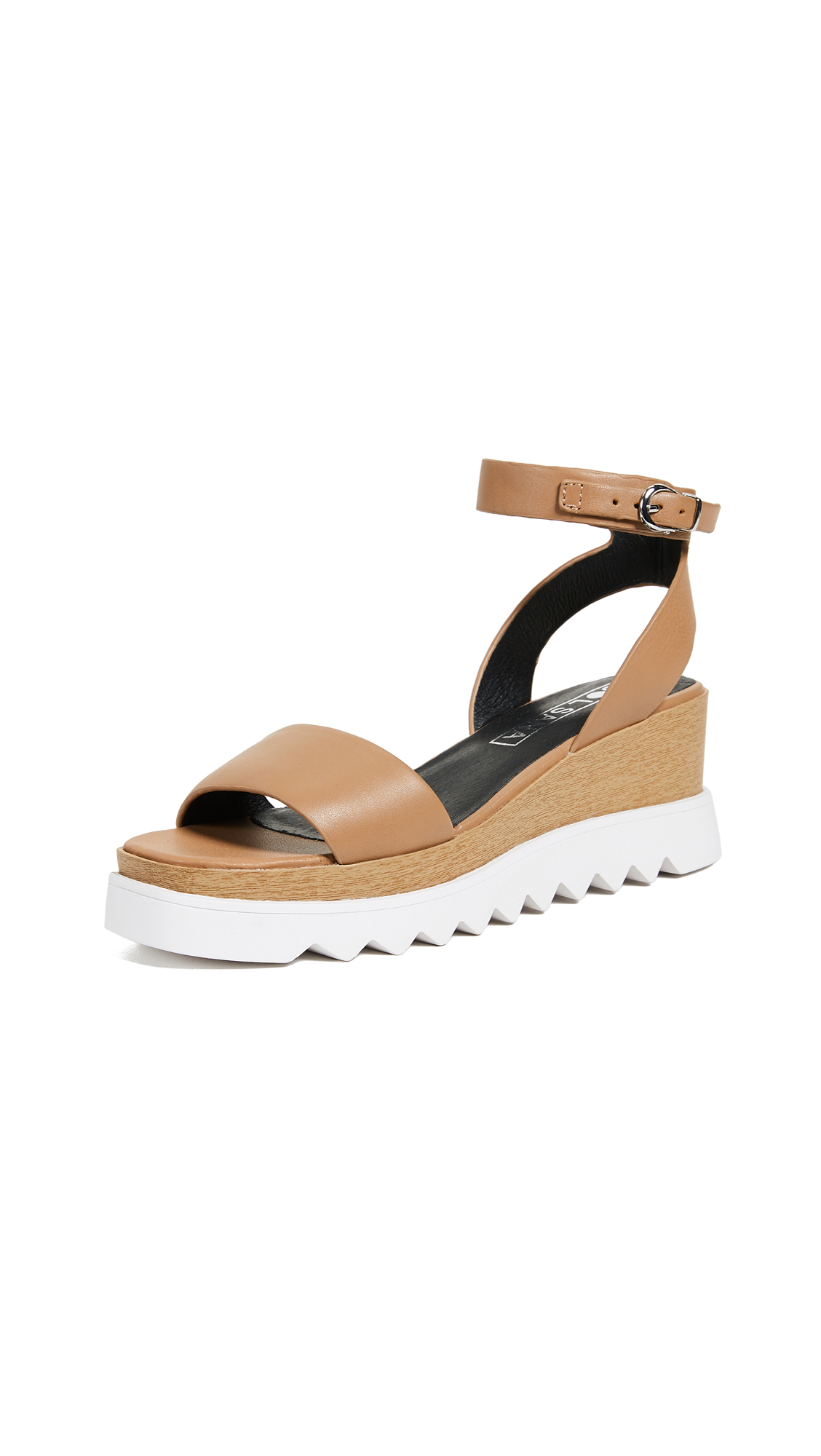24065e4cf15 Sol Sana Tray Wedge Sandals