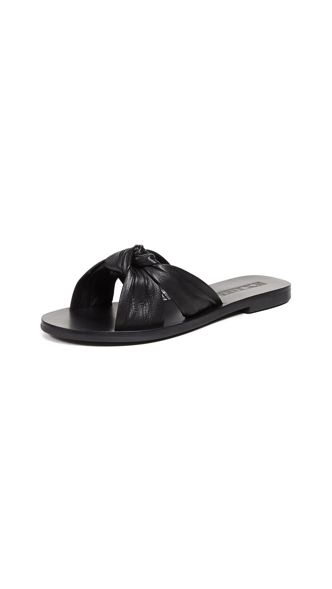 Sol Sana Paradise Slides - Black