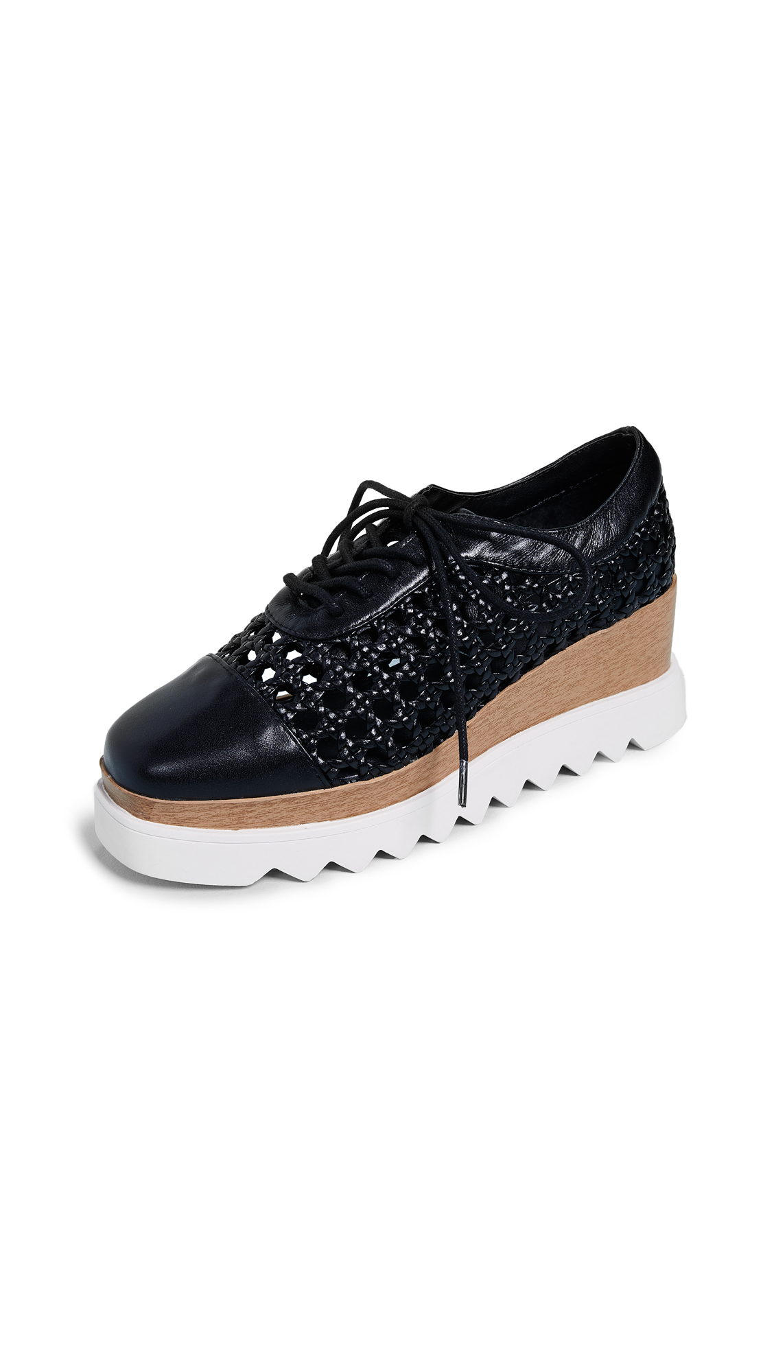 Sol Sana Fremont Wedge Oxfords