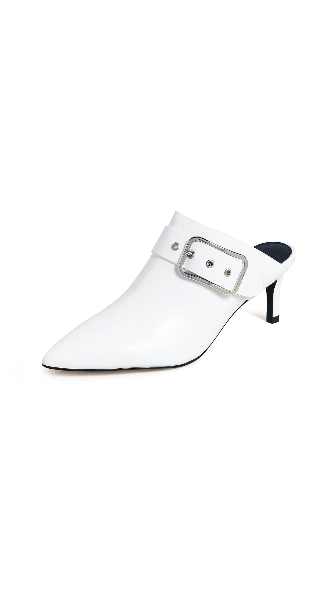 Sol Sana River Heel Slides - White