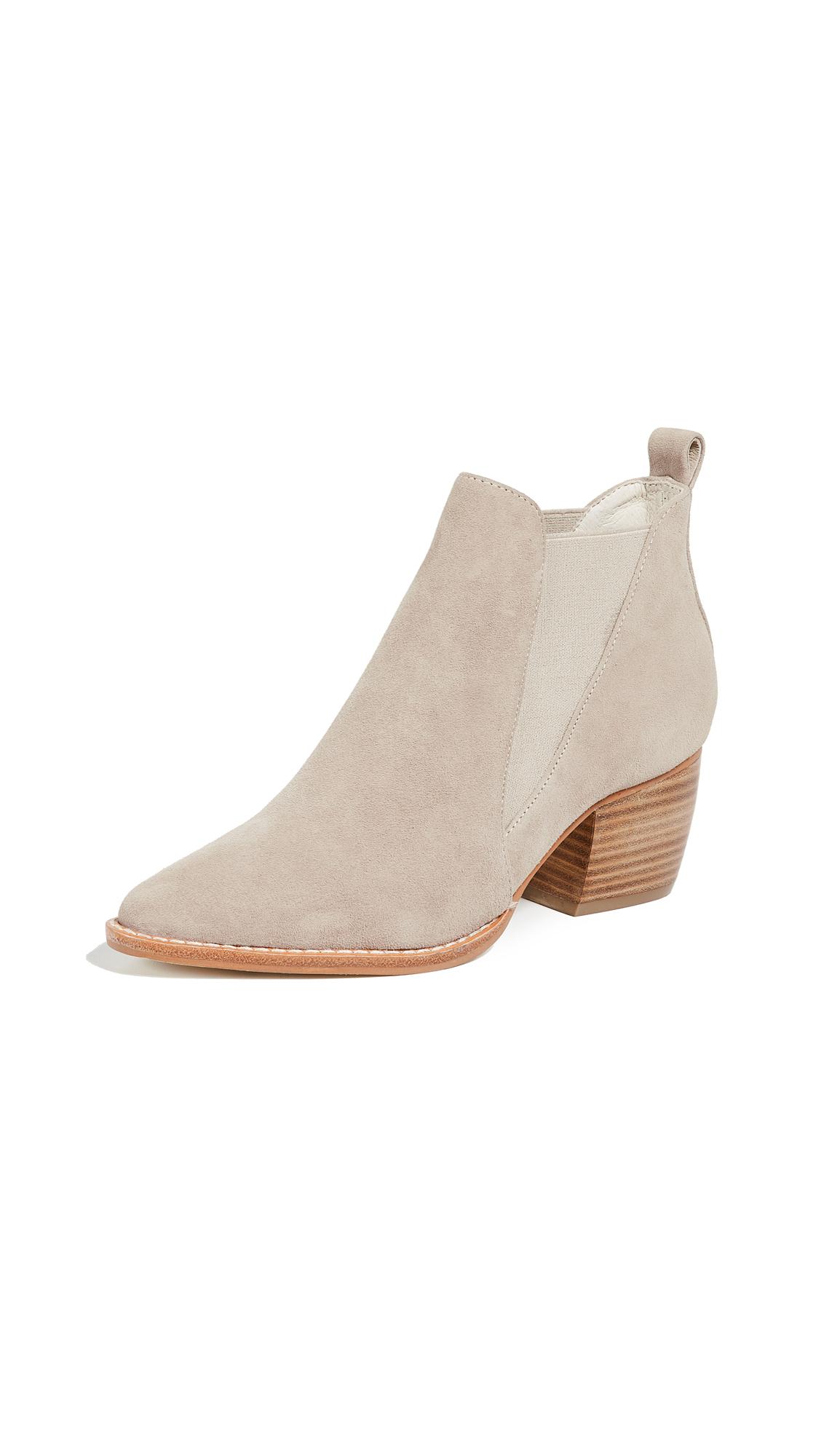 Sol Sana Bruno Western Boots - Dove
