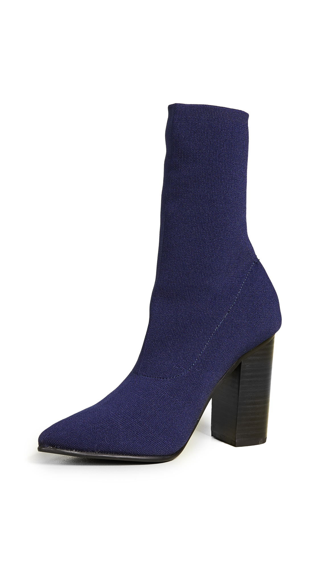 Sol Sana Dannii Stretch Booties - Navy
