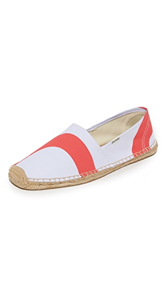 Soludos Mary Matson x Sleepy Jones Espadrilles