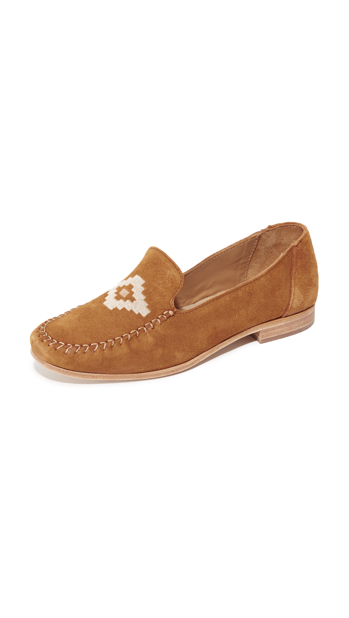 soludos female soludos embroidered smoking loafers saddle