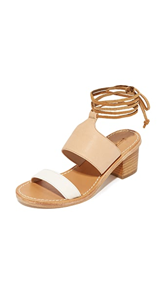 Soludos Colorblock City Sandals