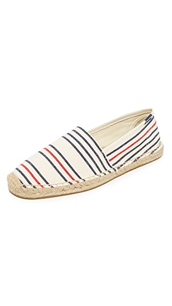 Soludos Striped Original Espadrilles