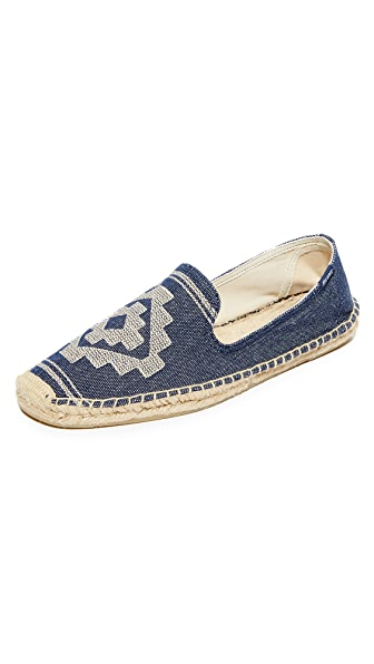 Soludos Yucatan Embroidered Espadrilles
