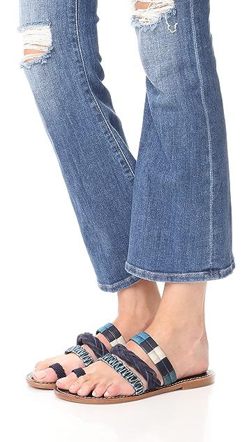Soludos Multi Bracelet Sandals