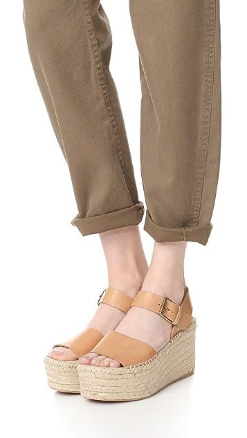 Soludos Minorca High Platform Sandals