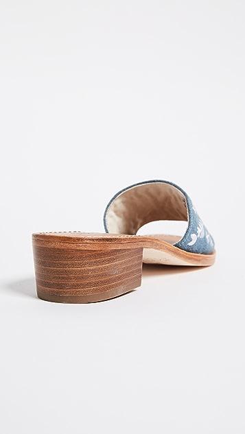 Soludos Otomi City Sandals