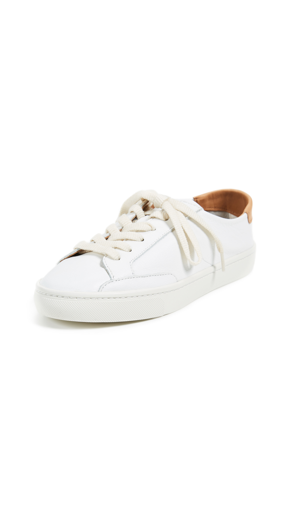 Buy Soludos Ibiza Classic Lace Up Sneakers online, shop Soludos