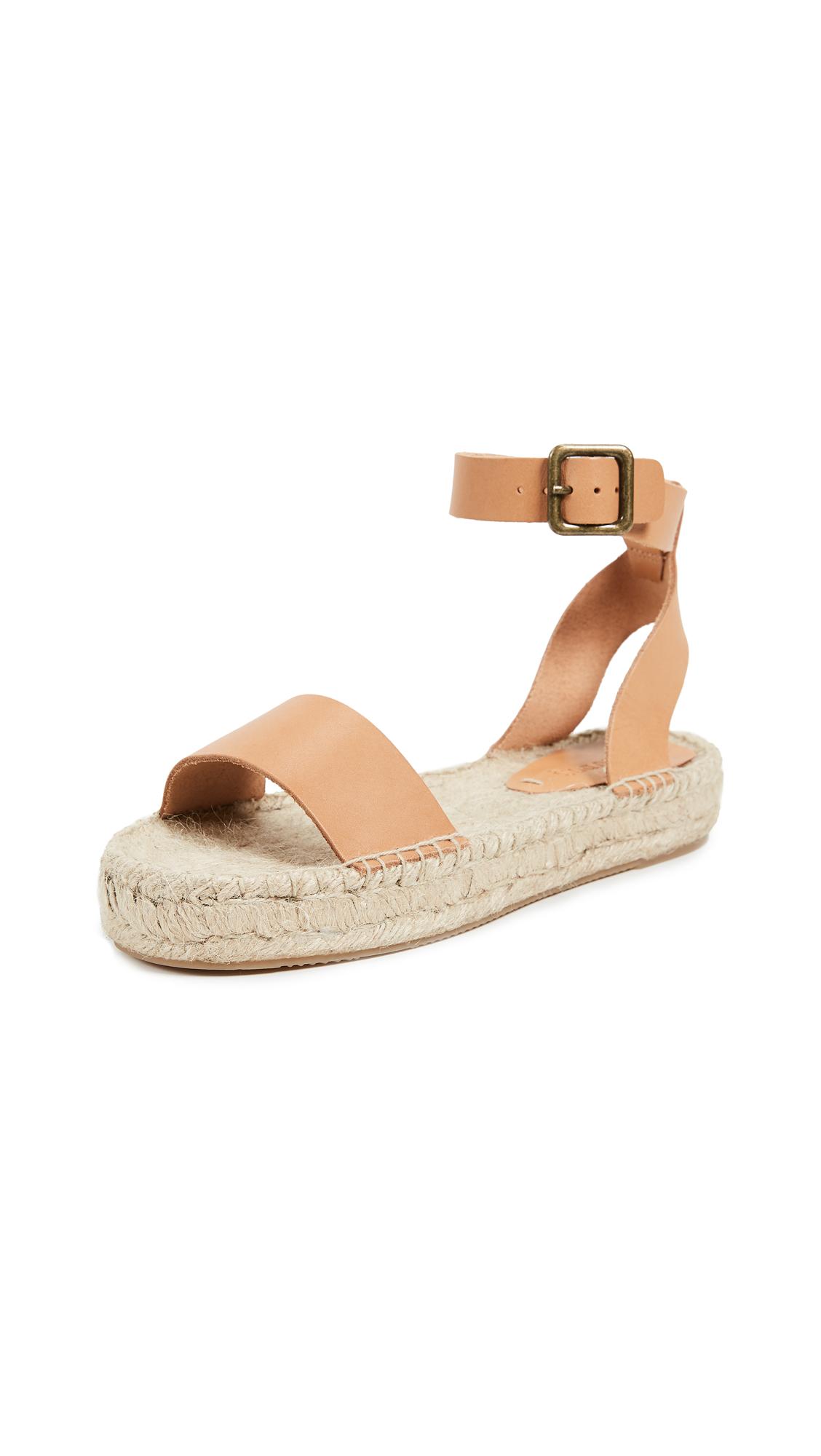 Soludos Cadiz Sandals In Nude