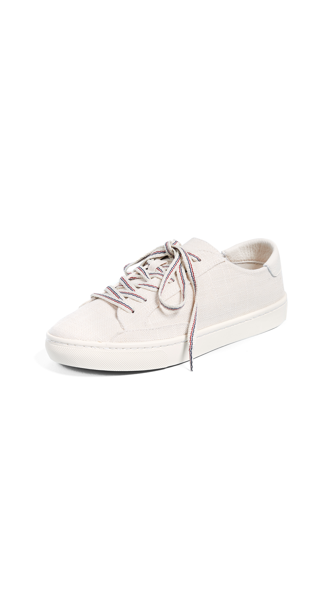 IBIZA LACE UP SNEAKERS