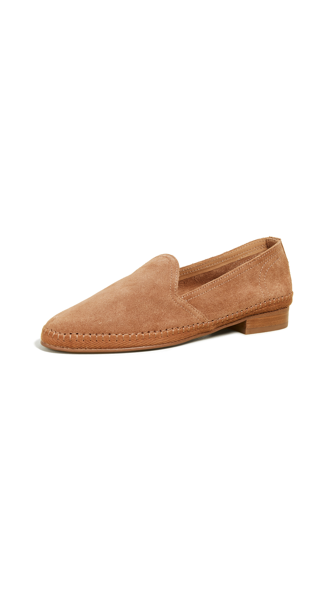 Soludos Venetian Loafers - Tan