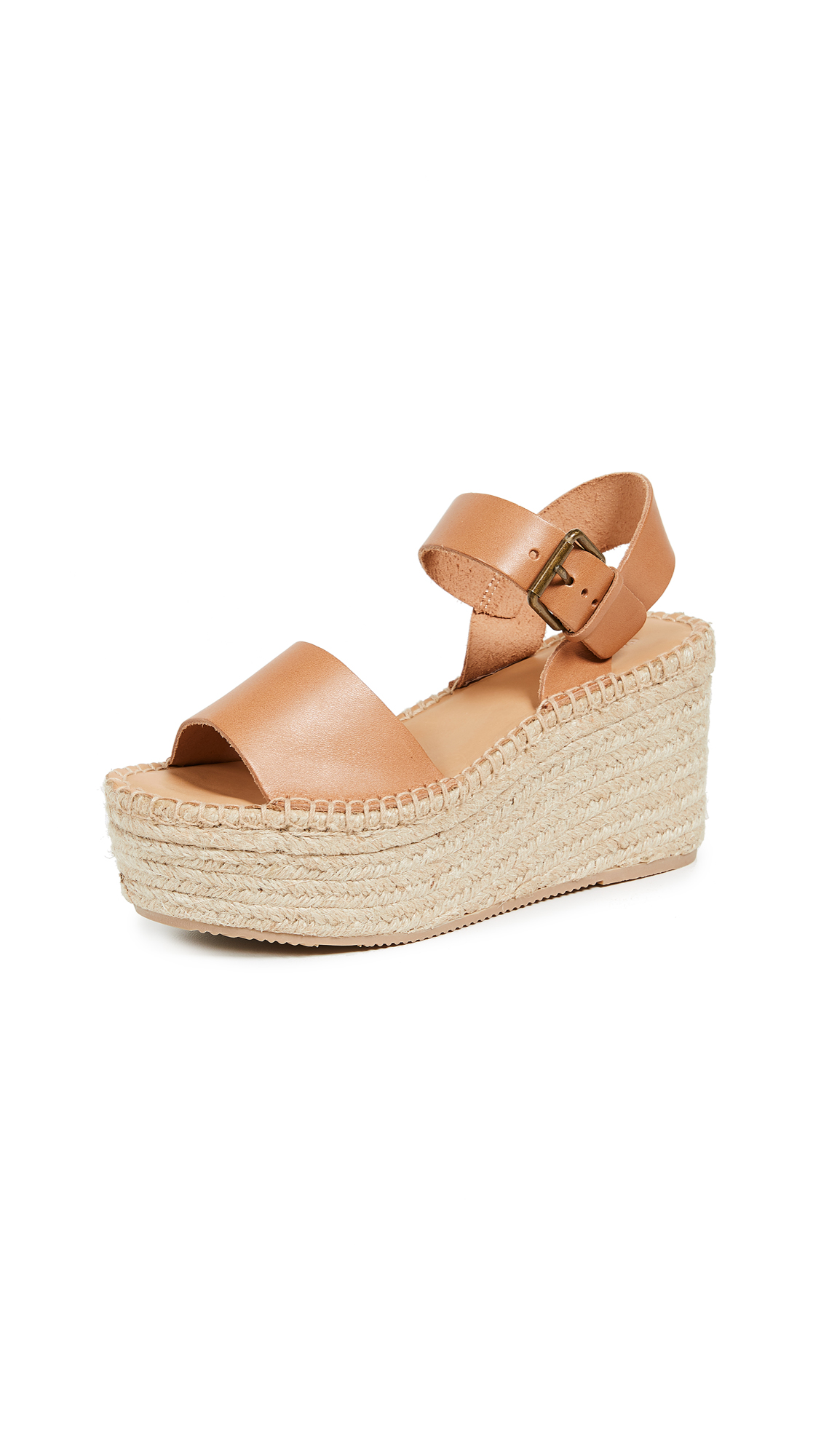 Buy Soludos online - photo of Soludos Minorca High Platform Sandals
