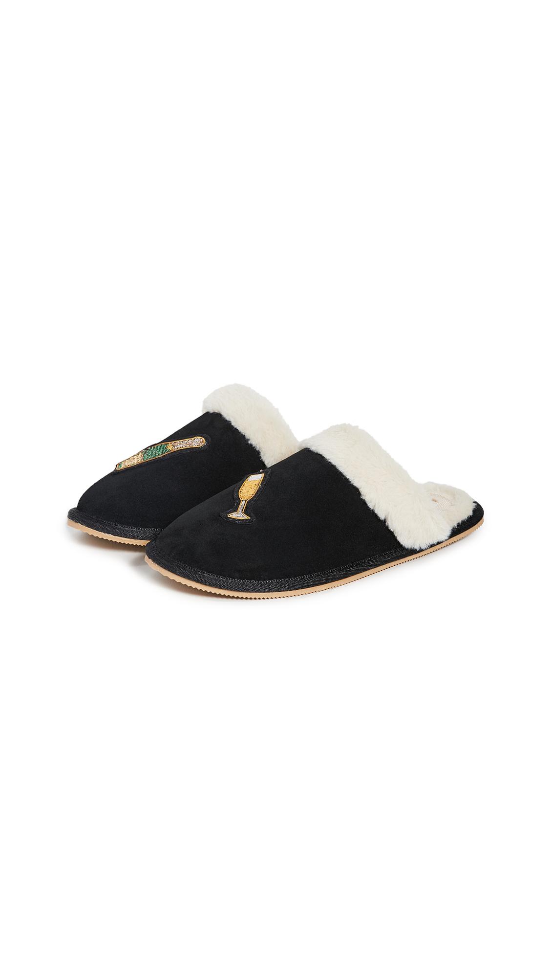 Buy Soludos Cheers Cozy Slippers online, shop Soludos