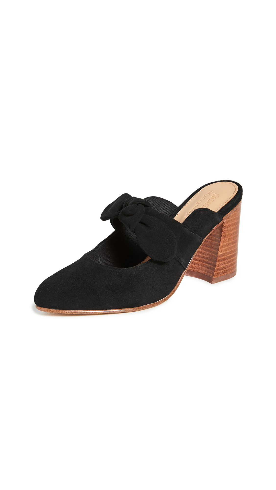 Buy Soludos online - photo of Soludos Lani Bow Mules