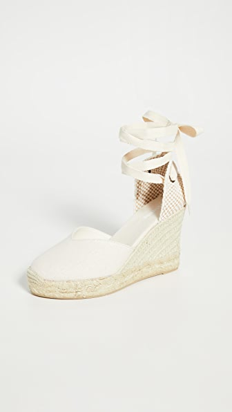 Soludos Canvases MALLORCA WEDGES