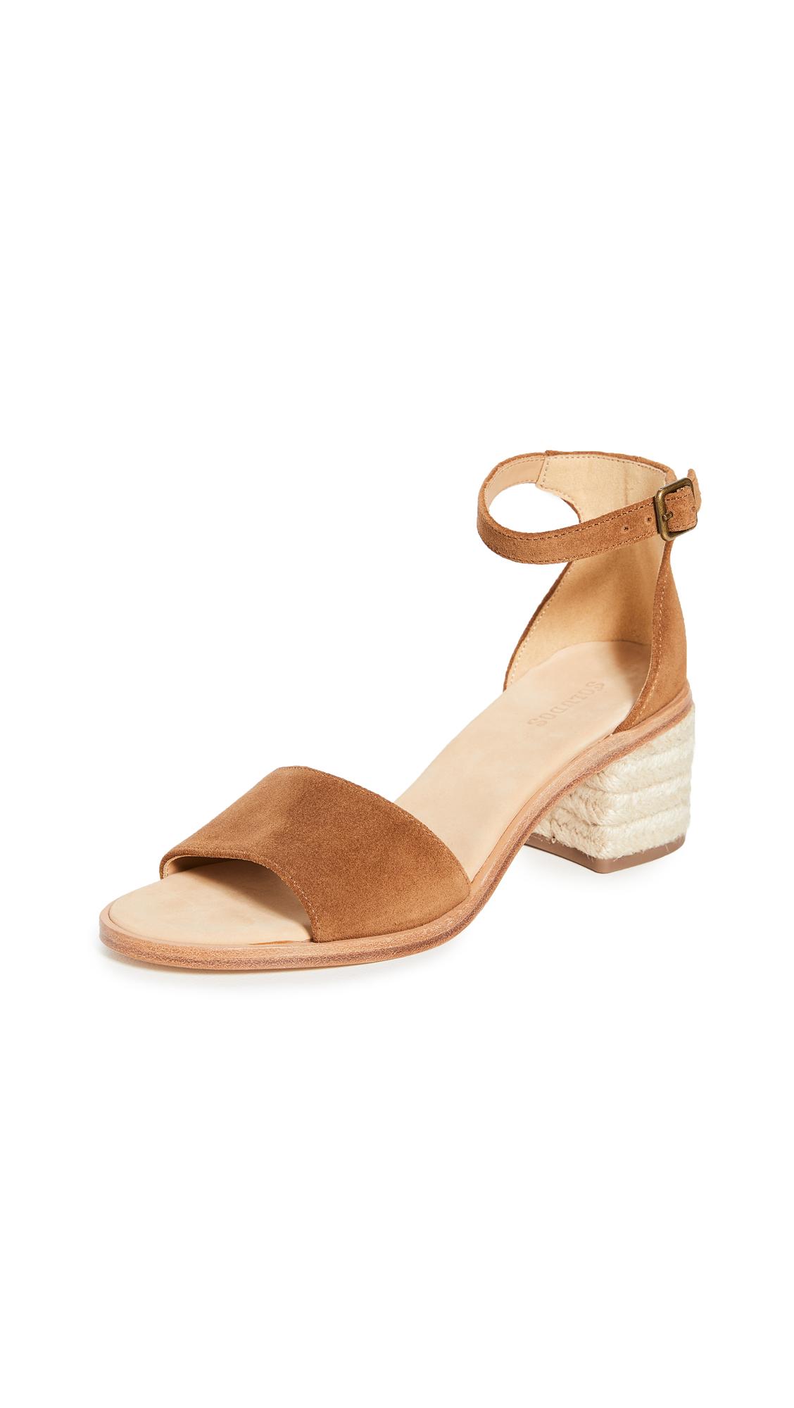 Buy Soludos online - photo of Soludos Capri Heels