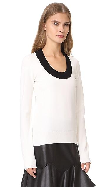 Sonia Rykiel Round Neck Sweater