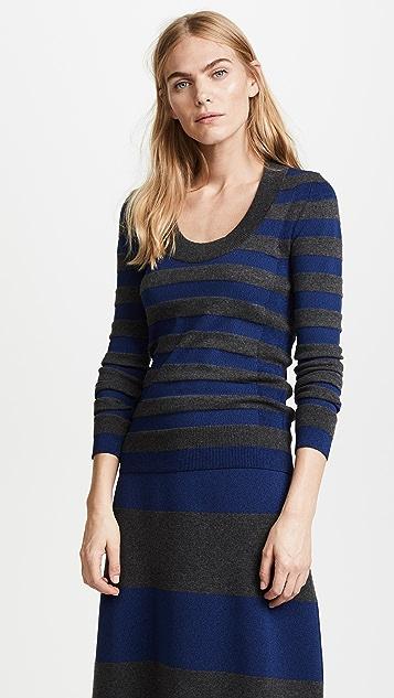 Sonia Rykiel Scoop Sweater