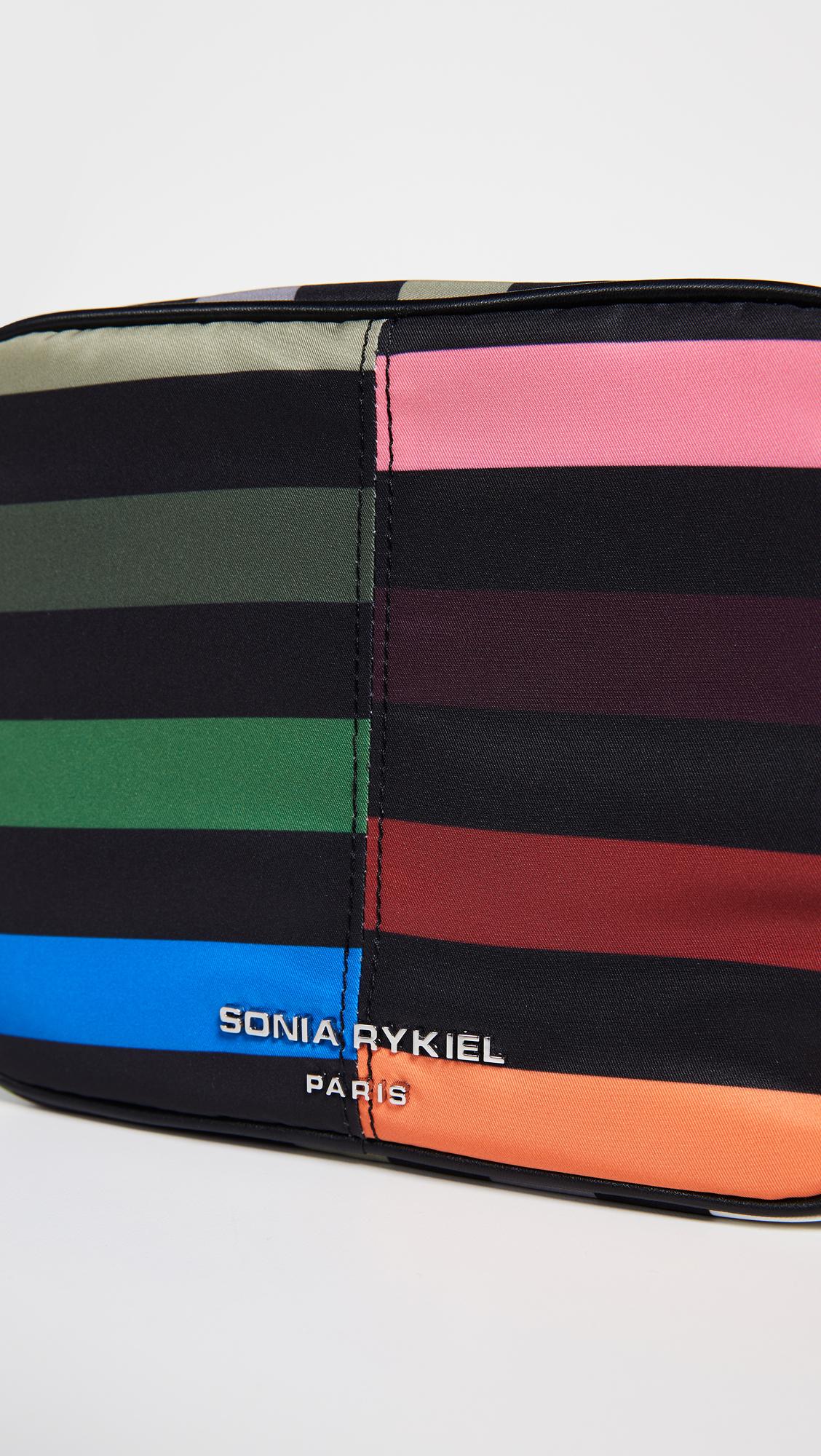 a601df57bbc Sonia Rykiel Stripe Camera Bag   SHOPBOP