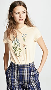 Sonia Rykiel Botanical T 恤