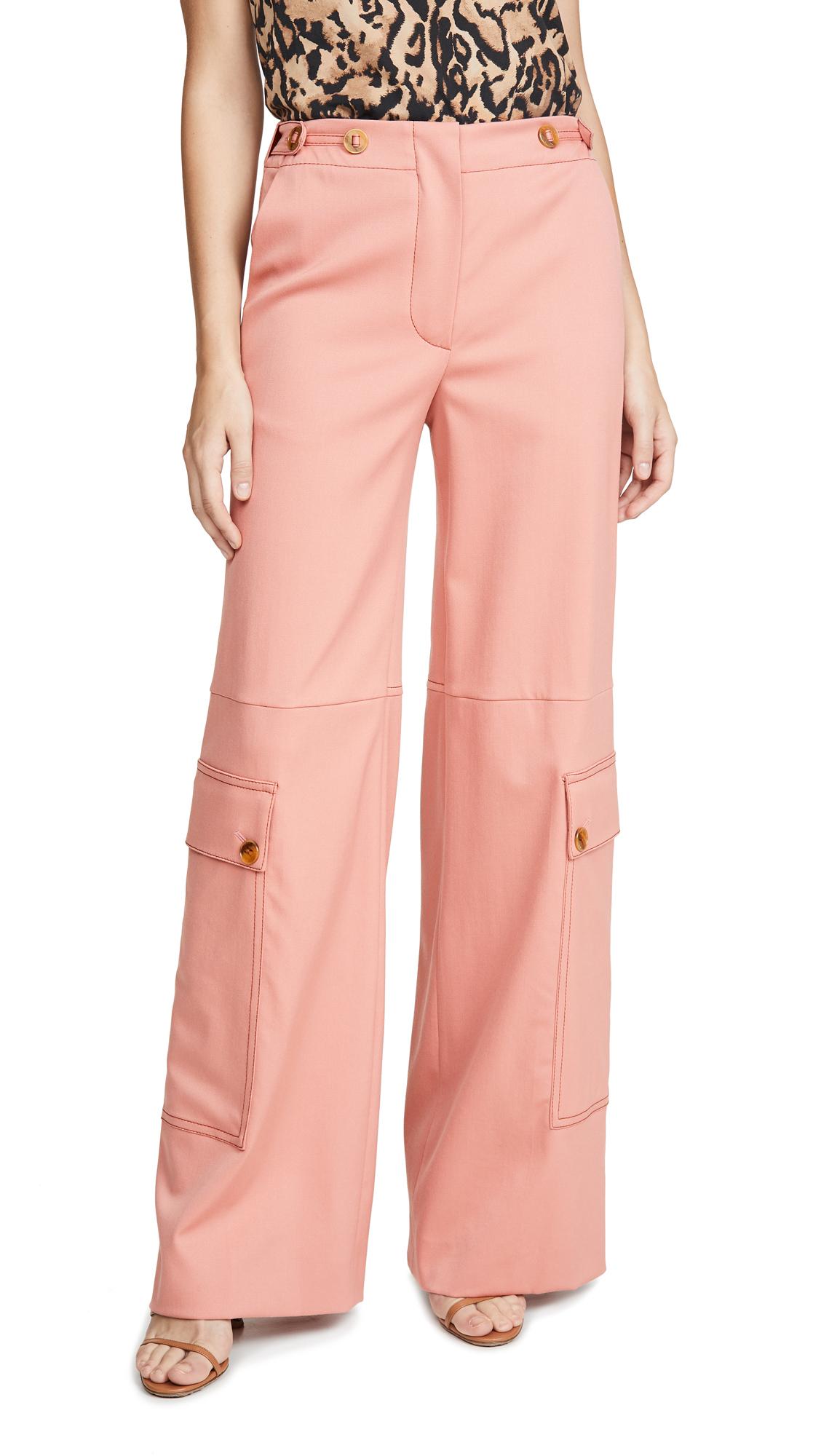 Buy Sonia Rykiel online - photo of Sonia Rykiel Pocket Detail Trousers