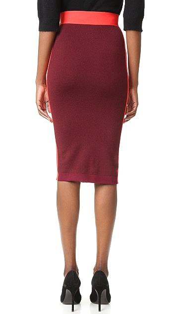 Sonia by Sonia Rykiel Double Layer Skirt